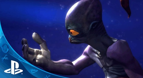 Oddworld: New 'n' Tasty -- Gameplay Trailer