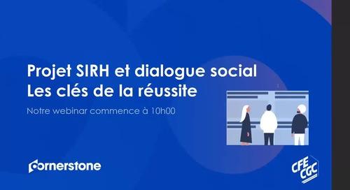 Projet SIRH et dialogue social : les clés de la réussite