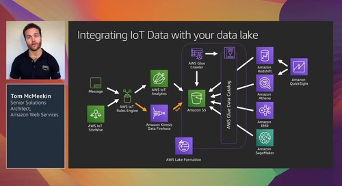 Harness the full potential of IoT data with AWS IoT and Analytics Services
