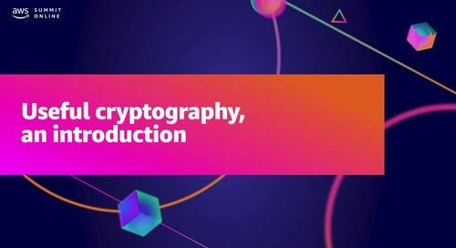 Useful cryptography: An introduction