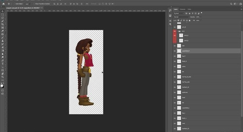 [In review] 2d_psd