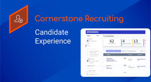 Cornerstone Recruitment | Candidate Experience