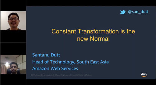 Retail Spotlight Webinar by AWS and ISVs from Malaysia