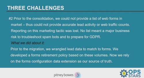 GDPR and Our Web Forms Nightmare