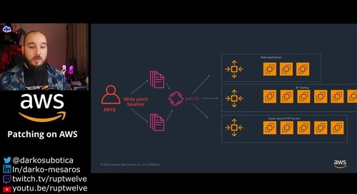 SSA - Ops Webinar - Prevent Patching Problems with AWS SSM