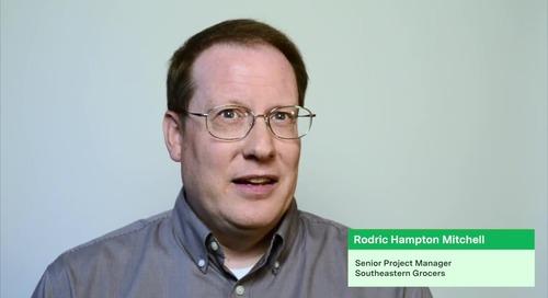 Rodrick Hampton Mitchell from Southeastern Grocers