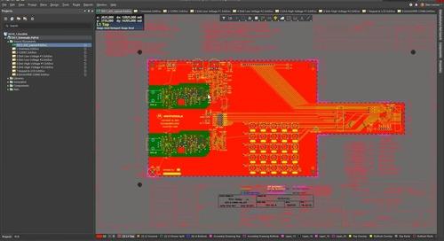 Design & Library Migration to Altium Designer