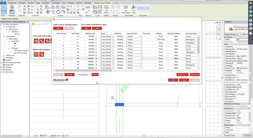 Webinar How to take control over your MEP openings in Revit