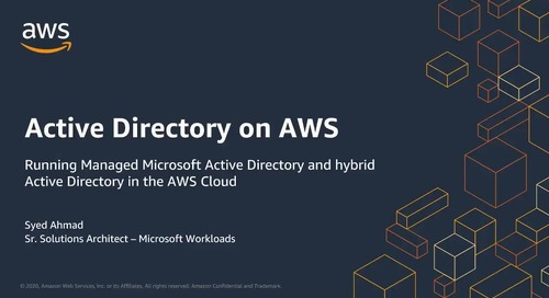 Active Directory on AWS