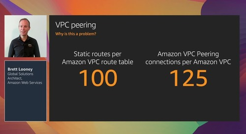 Advanced VPC connectivity patterns