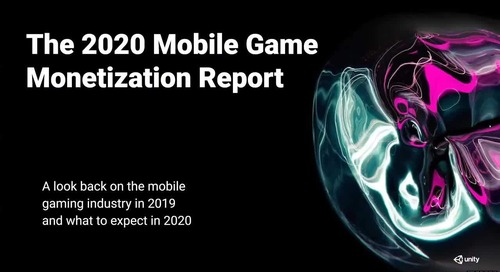 Key Takeaways From The 2020 Mobile Game Monetization Report