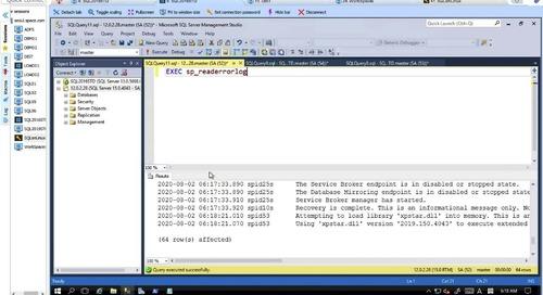 FY20Q3 Database HOL Webinar_Session 4_윈도우 서버가 아닌 곳에서 SQL Server를 만나다!_박주연