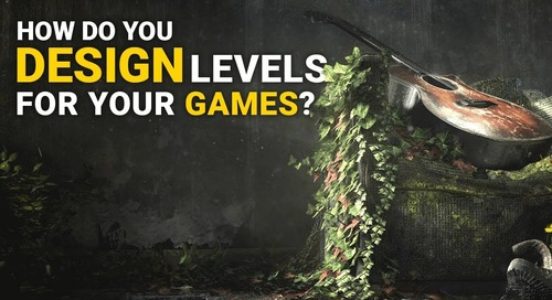 DESIGNING BEAUTIFUL LEVELS FOR YOUR GAMES! | Game Quest