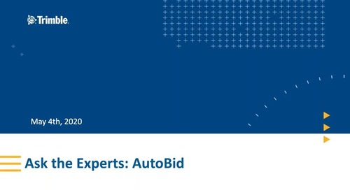 Ask the Experts: AutoBid