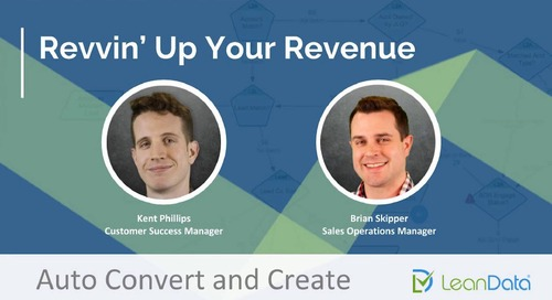 Revvin' Up Your Revenue - Auto Convert and Create