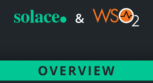 Overview: API Management for Event-Driven APIs with Solace and WSO2