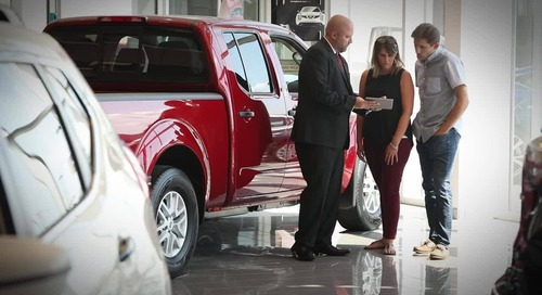 Swope Nissan & Dealertrack Menu Selling Intro