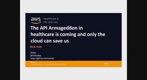 The API armageddon in healthcare