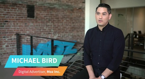 How MOZ Increased PPC Revenue and Decreased CPA Using QuanticMind [Video]