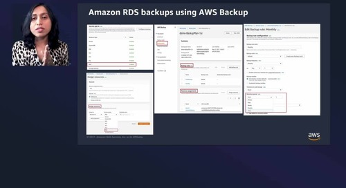 Dive Deep Into Amazon RDS for Oracle Advanced Features