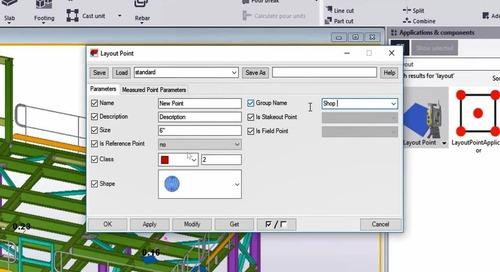 Webinar: Data Preparation for Construction Layout