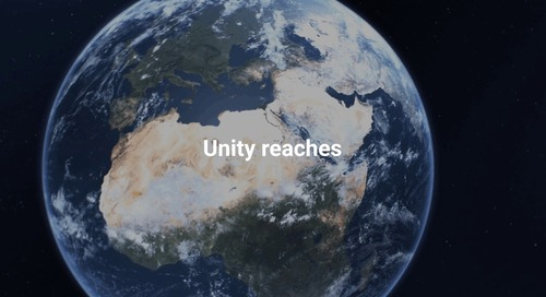 Unity - Brand Experiences & Ads Sizzle Reel