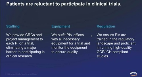 TrialSpark: Increasing the speed of end-to-end clinical development