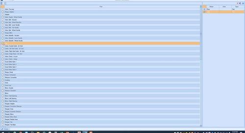 EC-CAD Pipe Training Exercise Part 6: Creating Custom Attributes in Part Manger