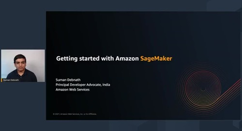 Learn With AWS Experts EP9: Getting Started with Amazon SageMaker