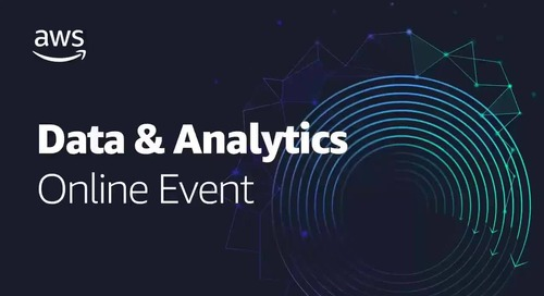 Data & Analytics Online Event - Build Apps For The New Scale of Data