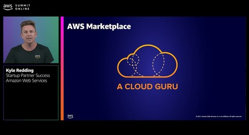 Five ways AWS helps software businesses grow