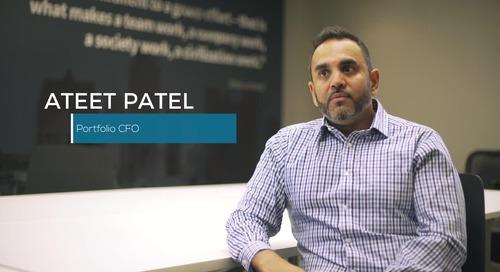 Financial Autonomy Post-acquisition- Ateet Patel