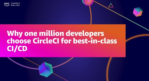 Why one million developers chose us for best-in-class CI/CD