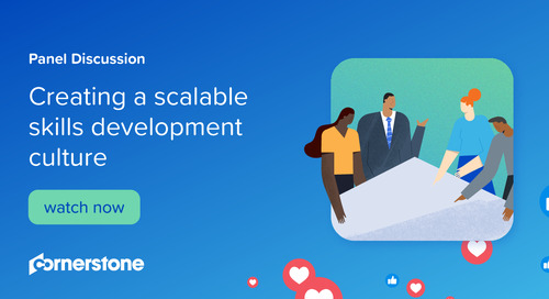 Creating a scalable skills development culture