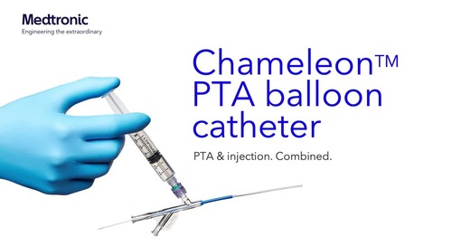 Webinar: Chameleon™* PTA Balloon Catheter Case Review and Techniques