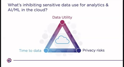 Overcome limitations and analyse customer data in secure and compliant way