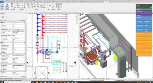 Webinar opname NL: Stabicad for Revit Mechanical & MEPcontent [28 OCT]