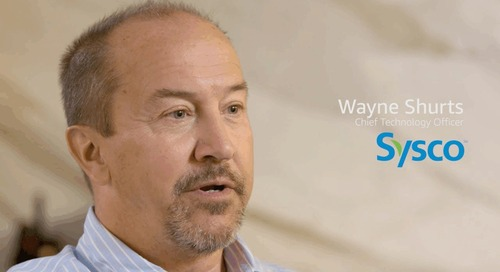 Sysco Chooses AWS to Manage its Windows-based Workloads