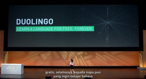 Duolingo Menyimpan 31 Miliar Item di Amazon Dynamodb dan Menggunakan AWS untuk Menyampaikan Pelajaran Bahasa