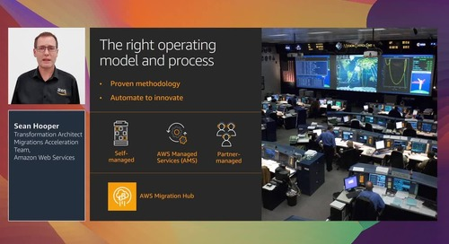 Accelerate to innovation: Start right with AWS migration and modernisation best practices