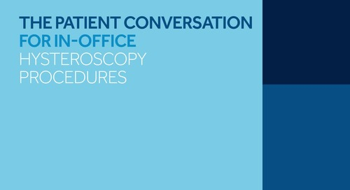 The Patient Conversation In-Office