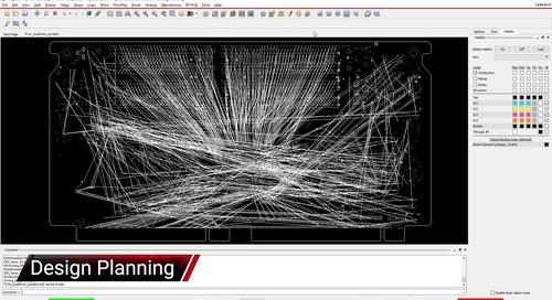 Allegro - Design Planning Auto Routing