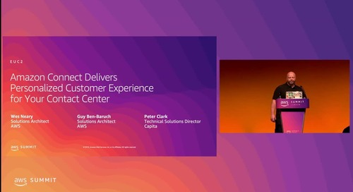 Amazon Connect Delivers Personalised Customer Experience