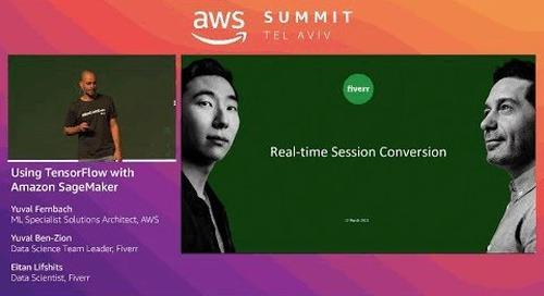 AWS Summit Series 2019 - Tel Aviv: Fiverr Customer Story [Hebrew]
