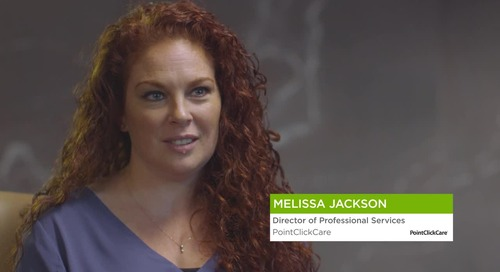 Melissa Jackson from PointClickCare