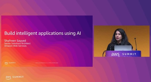 Build Intelligent Apps Using AI Services