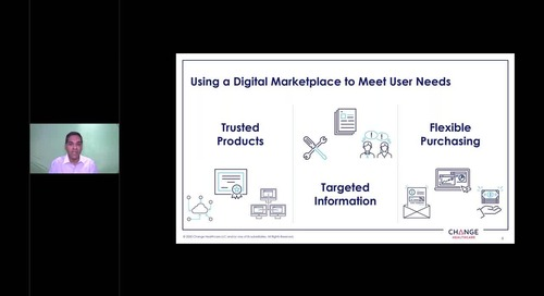 Change Healthcare - Innovating Go-To-Market Approaches for Healthcare with AWS Marketplace