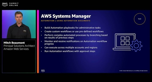 Automating patch management and compliance using AWS Systems Manager