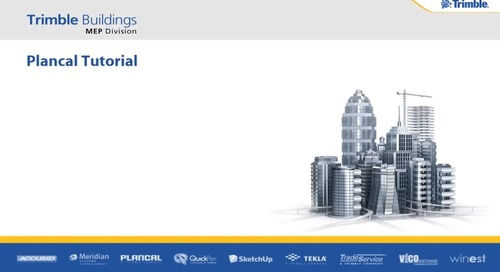04 02 Lüftung 3D Aufbau - Plancal nova