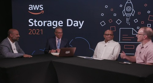 theCUBE Interview with Sid Roy, Mat Mathews, and Randy Boutin, AWS Cloud Data Migration General Managers